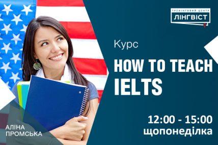 Course IELTS monday